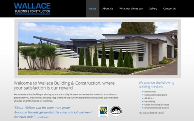 Wallace Building & Construction